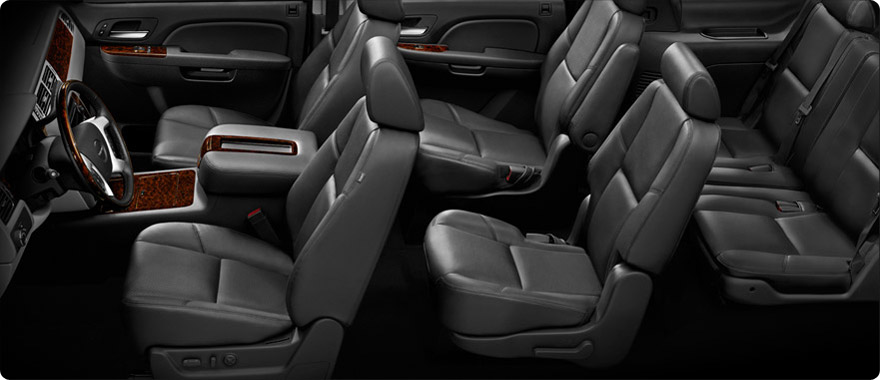 Yukon Xl Denali Interior Available Features Mm Gal X on 2014 Gmc Acadia